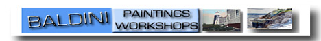 BALDINI Paintings & Workshops