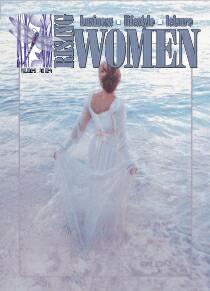 Rising Women Magazine Cover Image - J.R. BALDINI